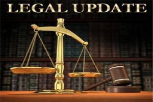 Legal Update 1