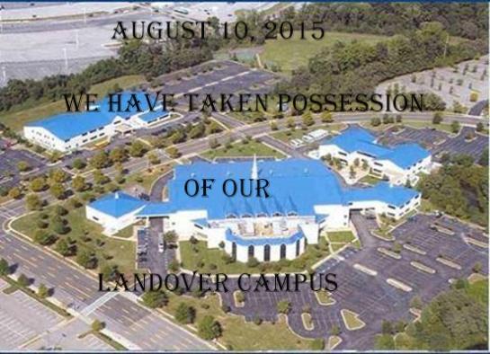 Landover campus poss1